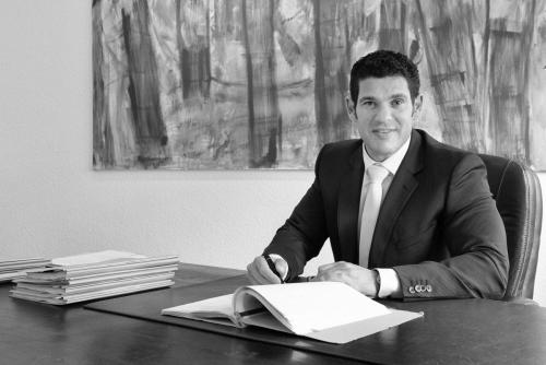 Rechtsanwalt Nicolai Mameghani Fachanwalt für Strafrecht